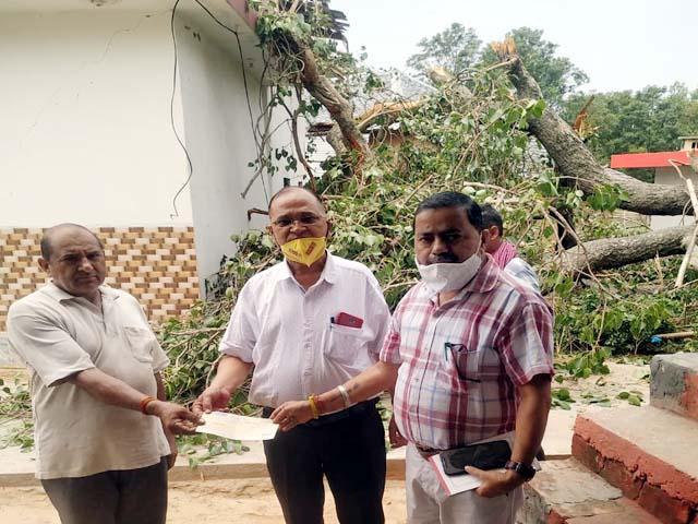 PunjabKesari, Finacial Help Image