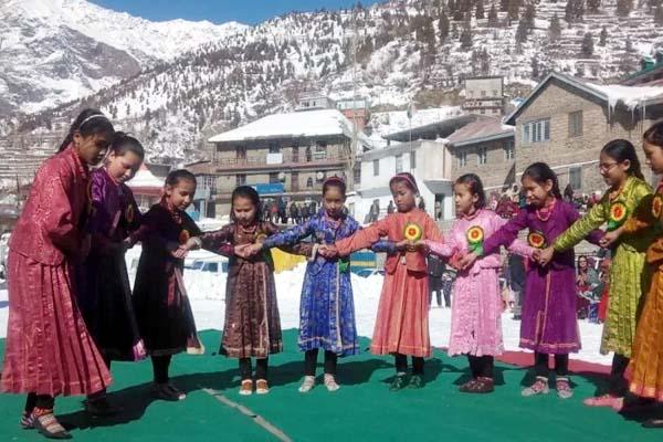 PunjabKesari, Dance Image