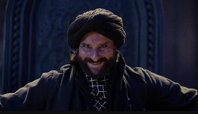 Bollywood Tadka, Udaybhan Vs Khilji