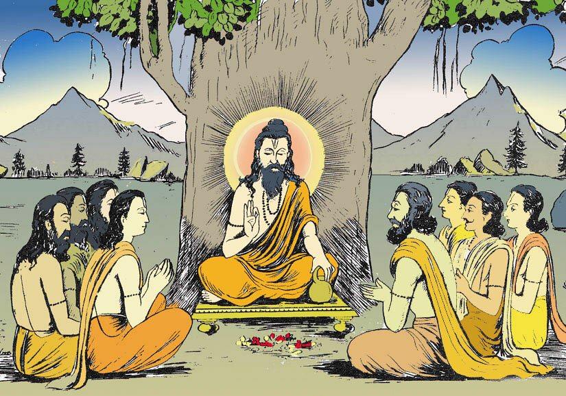 PunjabKesari, kundli tv rishi mandali image