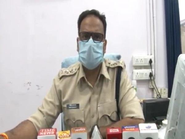 PunjabKesari, Madhya Pradesh, Indore, crime, assault on police, drug addicts, Banganga police