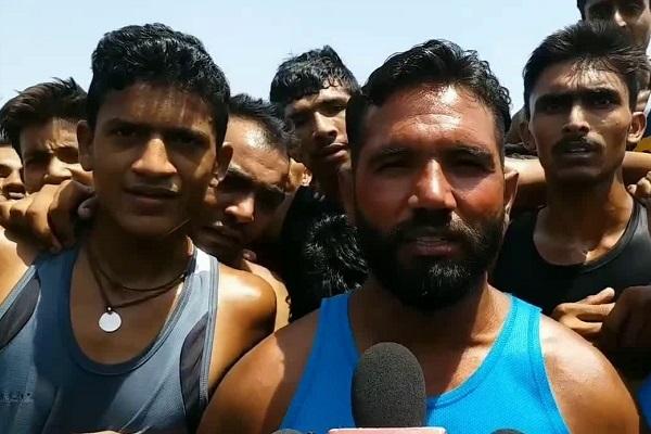 PunjabKesari, youth, recruitment, Army