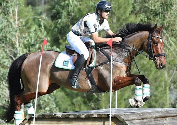 Pak Olympic equestrian named his horse - 'Azad Kashmir', controversy