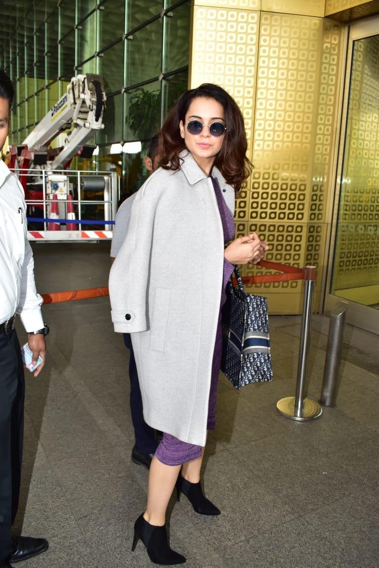 PunjabKesari, Nari, Kangana Ranaut , Bollywood Actress, Dior tote bag, कंगना के हैंडबैग की कीमत