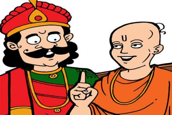 PunjabKesari, संत और राजा, Saint and King