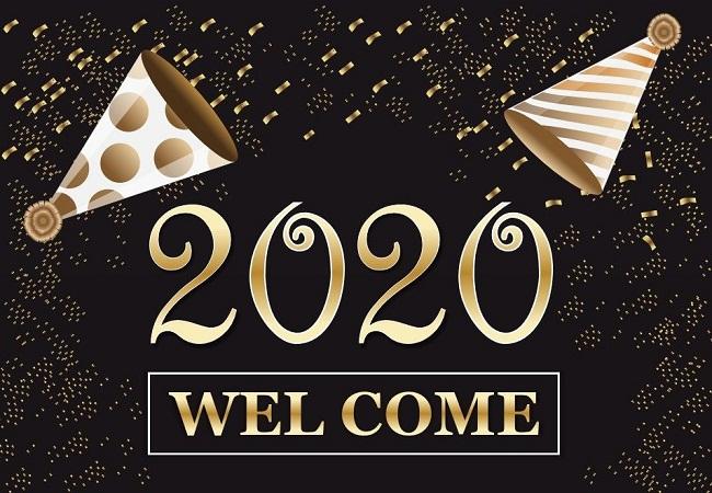 PunjabKesari, वेलकम 2020, Welcome 2020