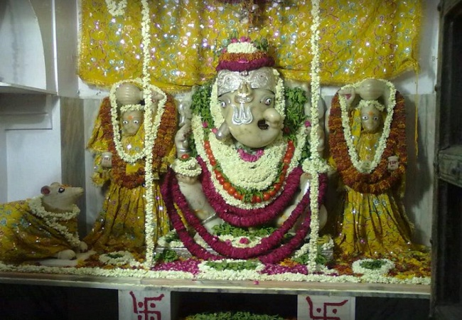 PunjabKesari,  Siddhivinayak Temple in jaipur, सिद्धिविनायक मंदिर जयपुर, Sri Ganesh temple, Lord Ganesha