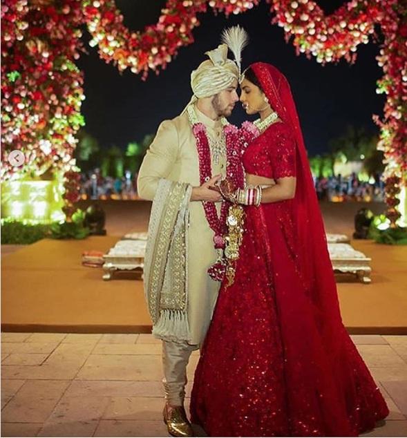 PunjabKesari, प्रियंका चोपड़ा इमेज, निक जोनस इमेज, उम्मेद भवन इमेज, जोधपुर इमेज, कैथोलिक शादी, हिन्दू शादी