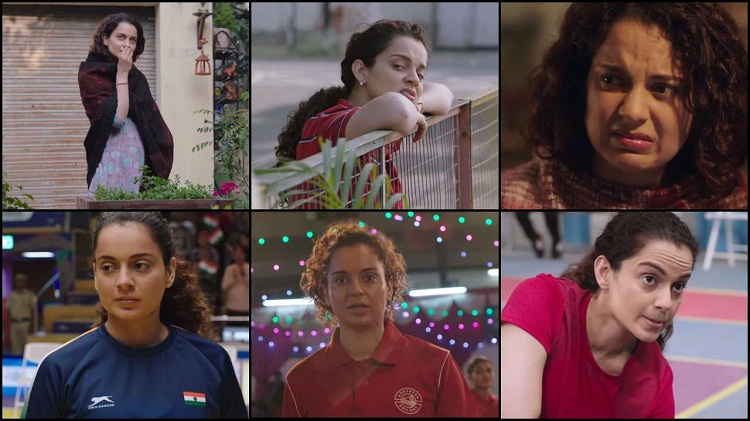 Bollywood Tadka, Panga Title Track Images