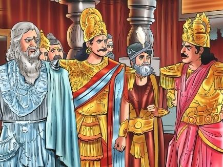 PunjabKesari, Dharam, Duryodhana, Mahabharat, Mahabharat yudh, महाभारत, दुर्योधन,