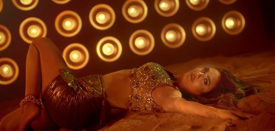 PunjabKesari, म्यूजिक वीडियो, ईशा गुप्ता इमेज, गेट डर्टी इमेज,