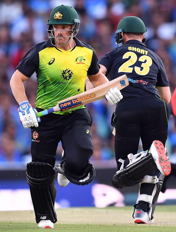 Aaron Finch reveals reason behind her team defeat in 3rd t20