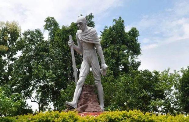 PunjabKesari,Nari,Gandhi Jayanti, Mahatma Gandhi,America