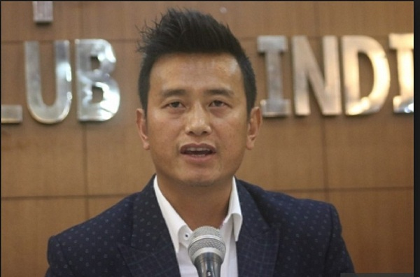 sports news, Football news in hindi, Former captain Baichung Bhutia, Indian football team, AFC Asian Cup, Knockout Round, Will have a chance to equalize