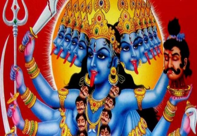 PunjabKesari, Magh Gupt Navratri, Mahakali, Mahakali Ugartara Avatar Story