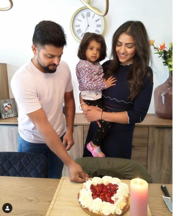 Raina & Priyanka celebrate wedding anniversary, see 10 photo of this hot couple