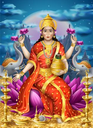 PunjabKesari, Lakshmi, Devi Lakshmi, देवी लक्ष्मी