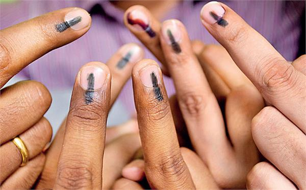 haryana election 2019 lowest turnout this time in 19 years