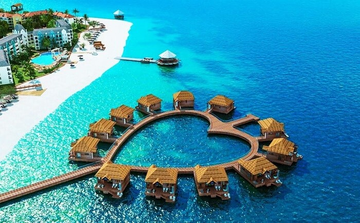 PunjabKesari, Visa Free Beach Image, Honeymoon Destinations Image