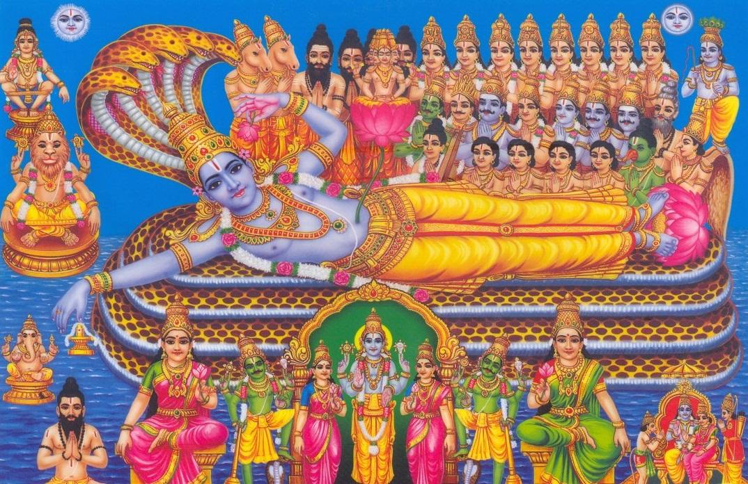 PunjabKesari, Lord Vishnu, Vishnu ji, 33 Gods, Sri Hari, Lord Sri Hari, Adhik Maas, Adhk Maas Importance, Adhik month, Hindu Concept, Sanatan Dharm, Religious Concept, Shastra gyan, Dharmik Katha in hindi