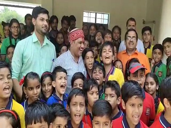 PunjabKesari, Madhya Pradesh News, BJP MP KP Yadav, Chanderi Kendriya Vidyalaya, Ashoknagar News, Education System, BJP