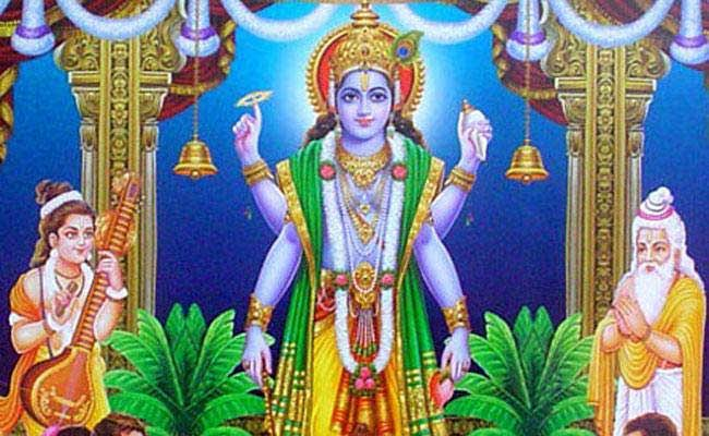 PunjabKesari, सत्यनारायण भगवान, Satyanarayan