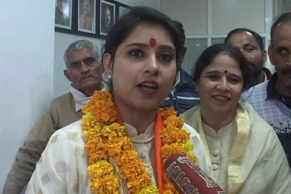 PunjabKesari, mayor of panipat, avneet kaur