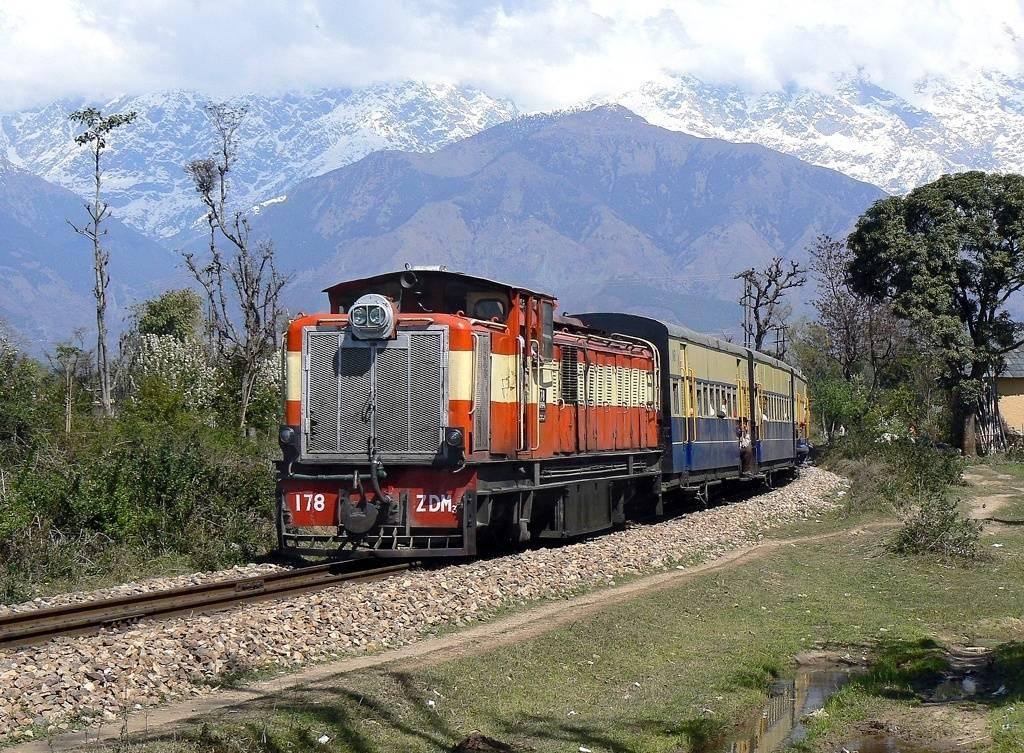 PunjabKesari, Nari, Kangra Valley Railway Image
