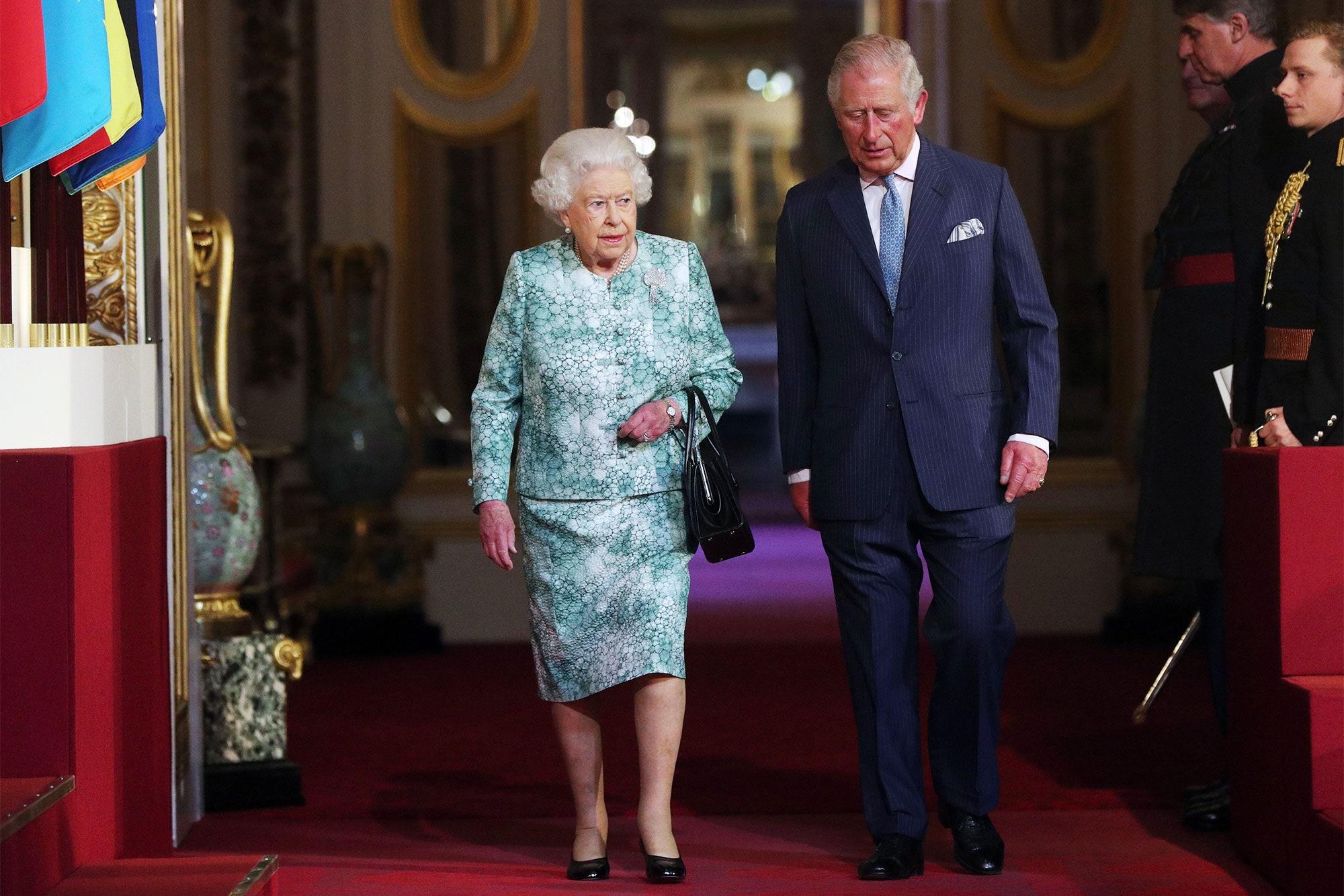 PunjabKesari, Nari, Queen Elizabeth II