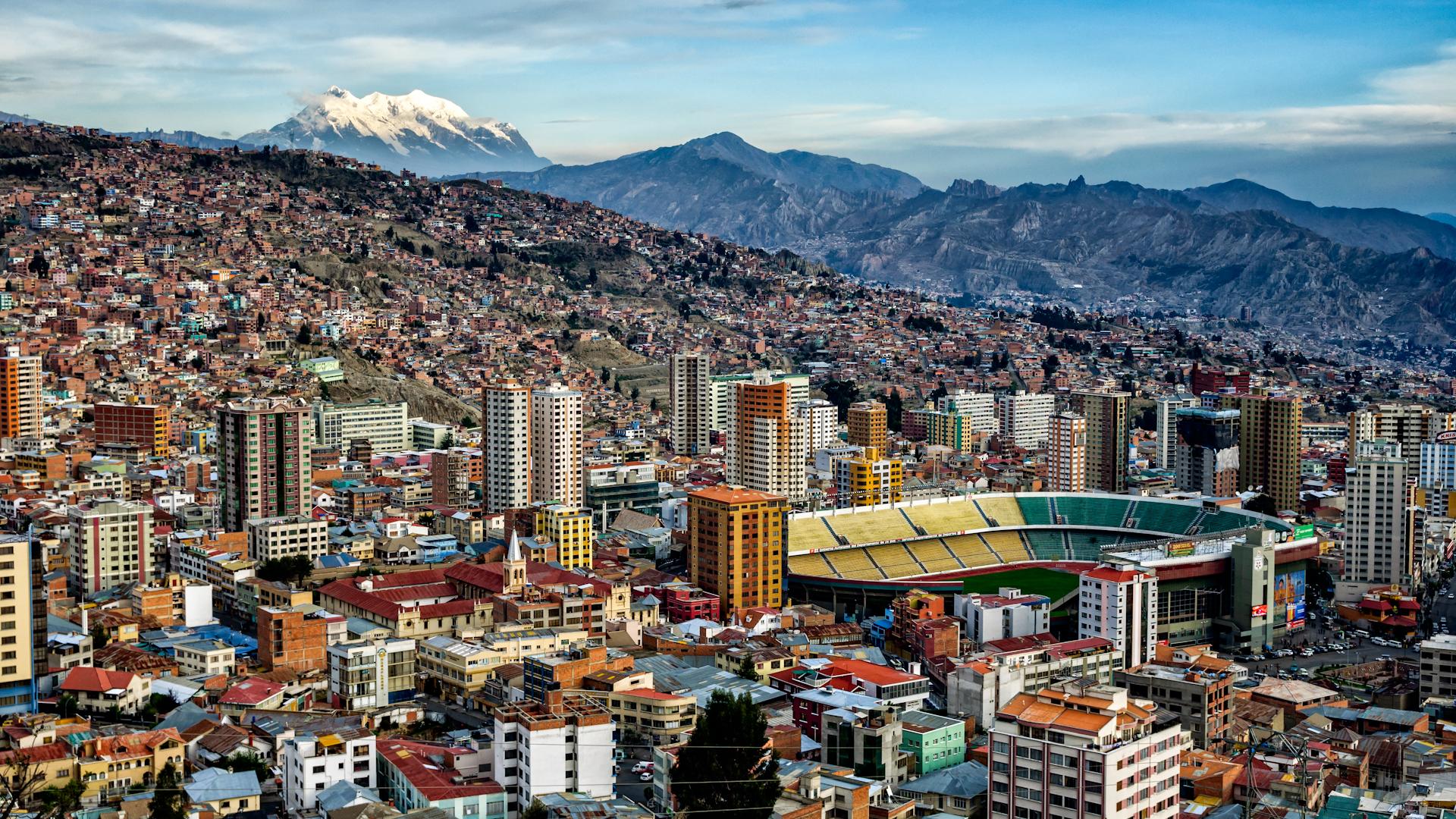 PunjabKesari, La Paz Bolivia