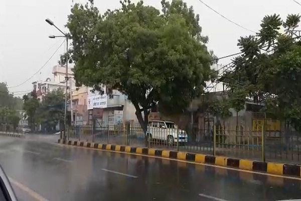 PunjabKesari, weather, heat, relief, light