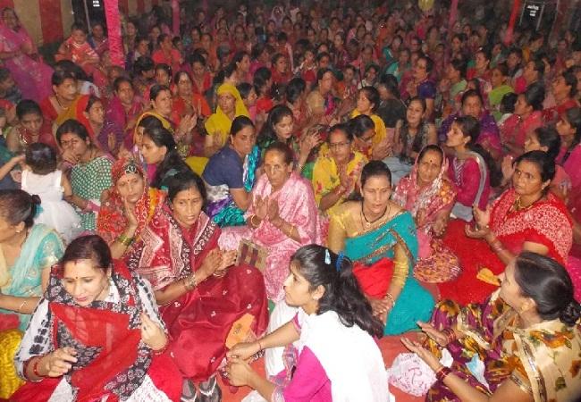 PunjabKesari, Bhajan, Kirtan, Kirtan In home