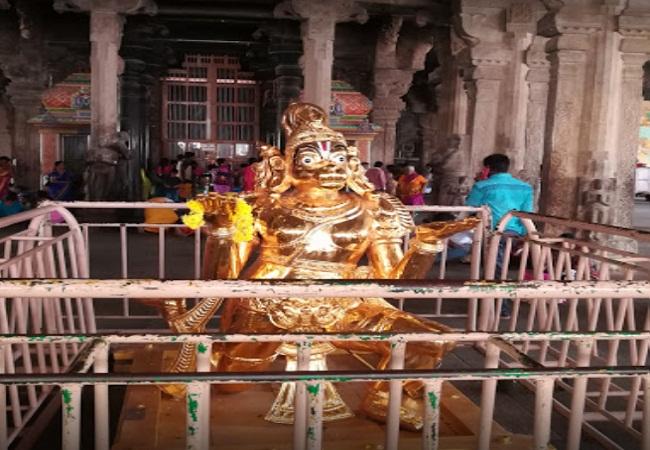 PunjabKesari, Uchi Pillayar Temple in Tamil Nadu, Ganesh Temple, तिरुचिरापल्ली त्रिचि, गणेश मंदिर उच्ची पिल्लयार