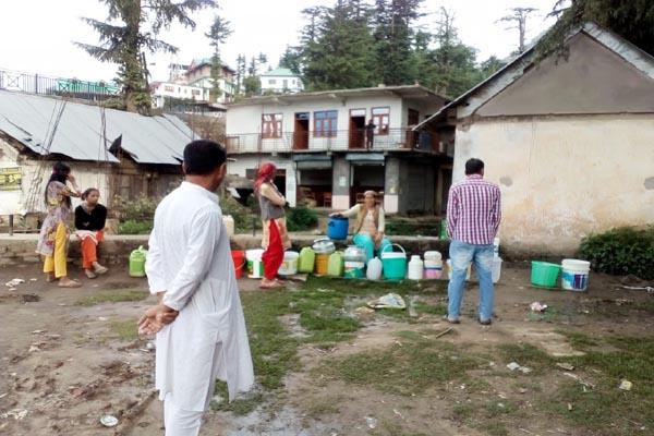 PunjabKesari, Water Problem Image