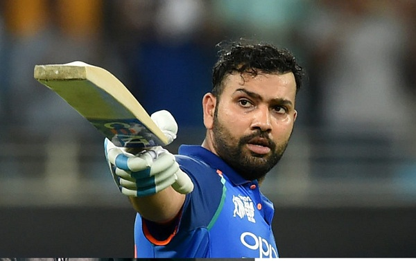 Rohit sharma become new sixer king in Hamilton T20 against NZ
