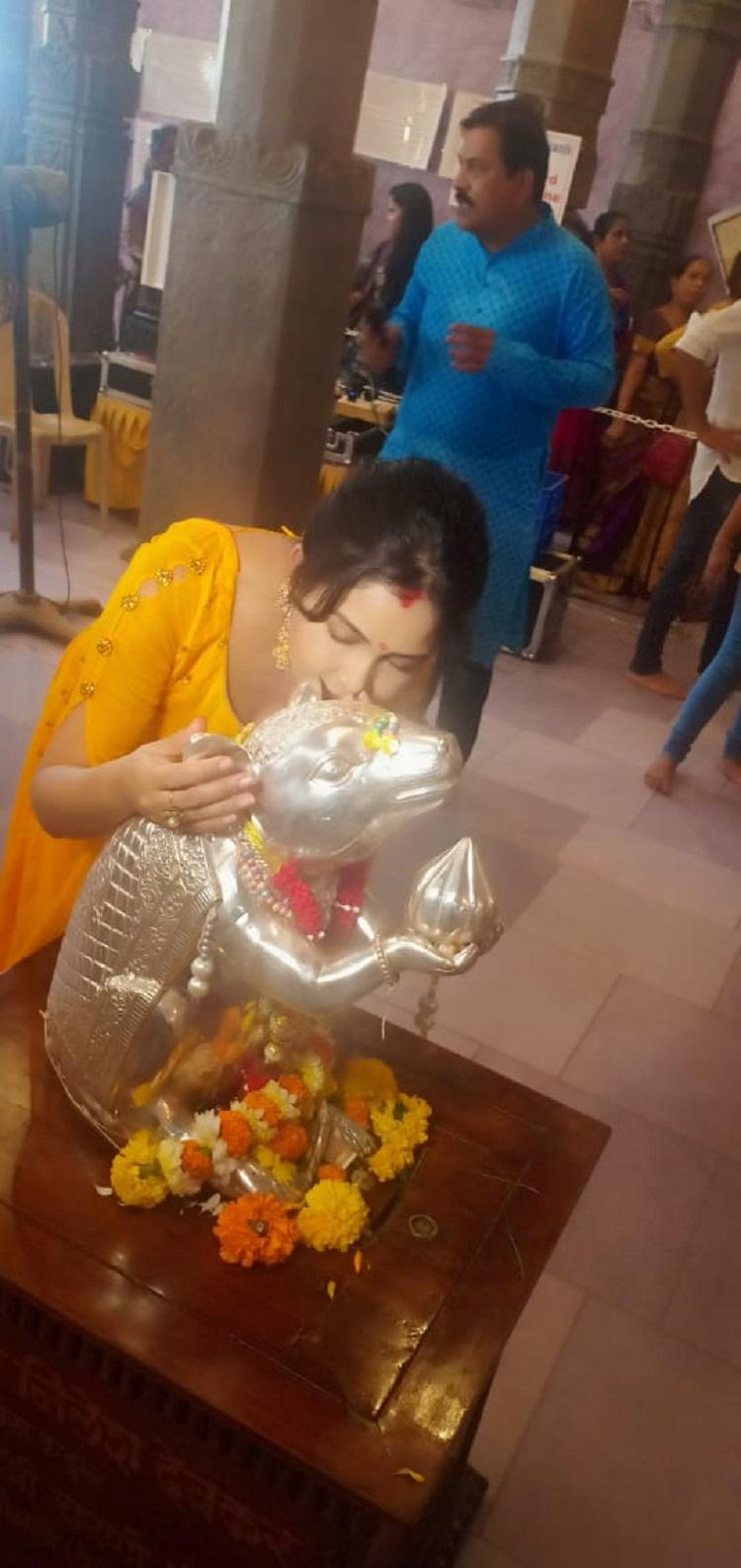 Bollywood Tadka, bhabhi ji shubhangi atre