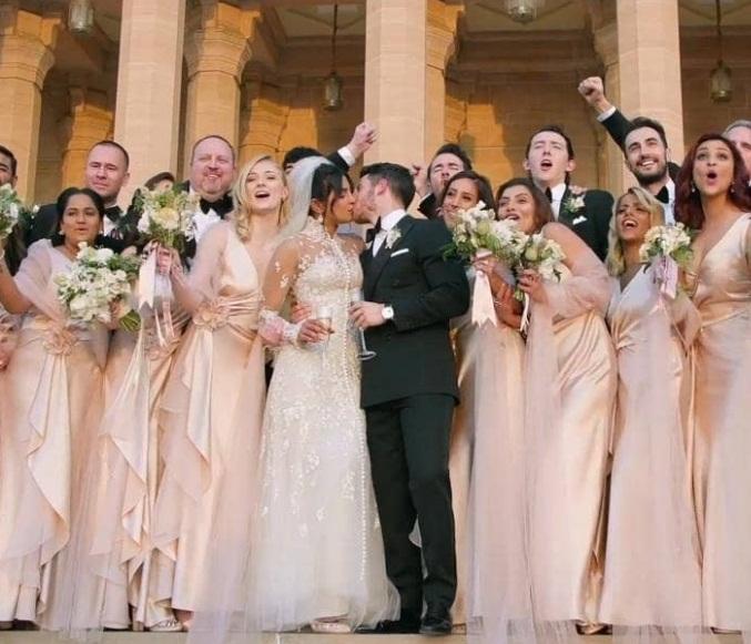 PunjabKesari, प्रियंका चोपड़ा इमेज, निक जोनस इमेज, उम्मेद भवन इमेज,जोधपुर इमेज, कैथोलिक शादी, हिन्दू शादी