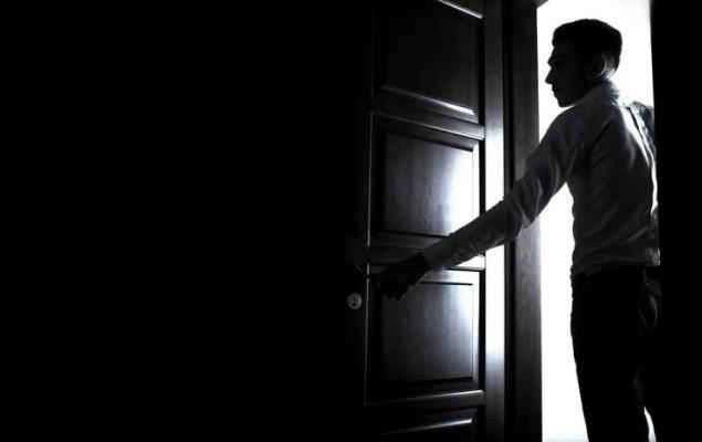 PunjabKesari, अंधेरा, Dark Room image