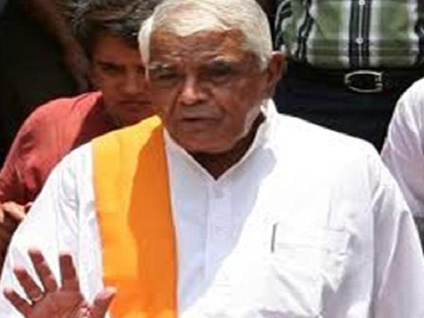 PunjabKesari, Madhya Pradesh Hindi News , Bhopal Hindi News,  Bhopal Hindi Samachar, BJP, Babulal Gaur, Anti-party statements