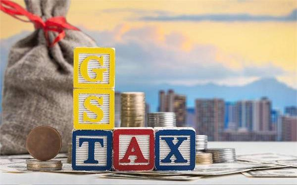 corona impact 87 422 crore gst collection in july down 14 from last year