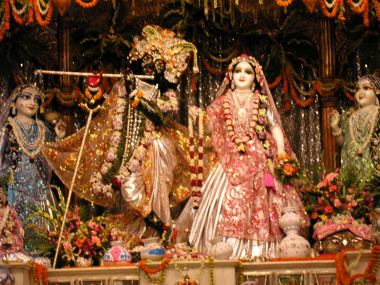 PunjabKesari, Sri Krishna, Radha krishan, राधा कृष्ण