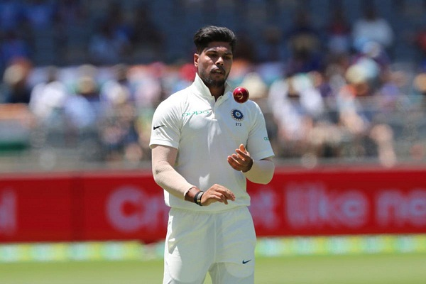 Umesh set the biggest record in Indian Test history, no bowler could do this