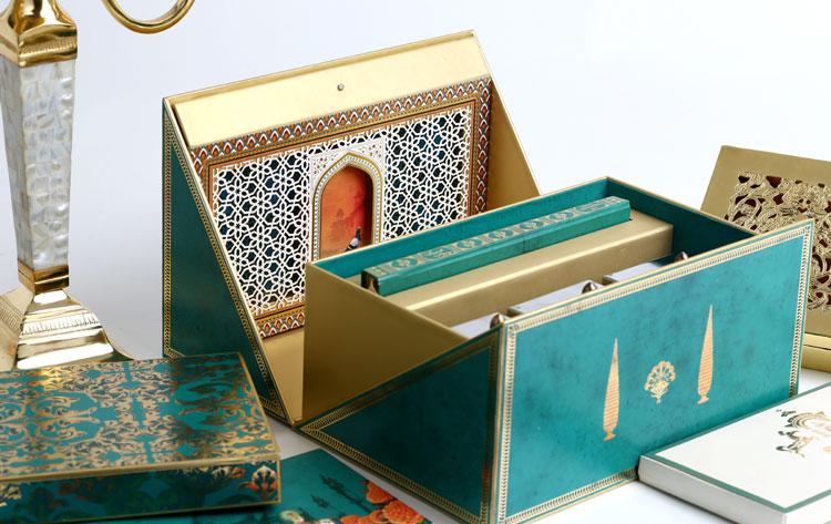 PunjabKesari, Box Wedding card