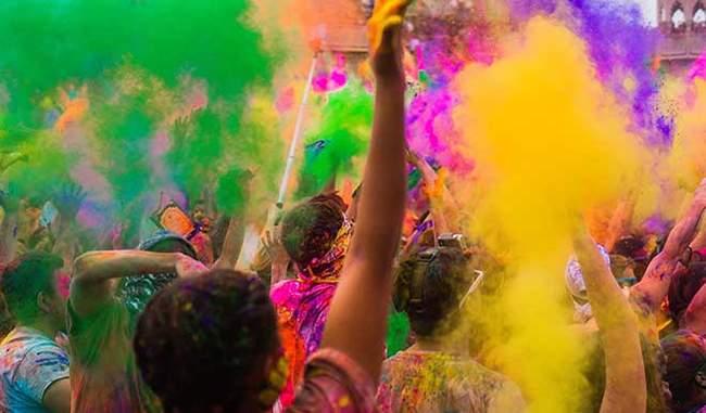 PunjabKesari, Holi 2020, holi 2020 in bihar, holi 2020 panchang, happy holi 2020, dhulandi 2020, holika dahan 2020, holi dhulandi 2020, dhulandi 2020 date, holi in vrindavan, dharm, holi festival, festival of colors, होली 2020