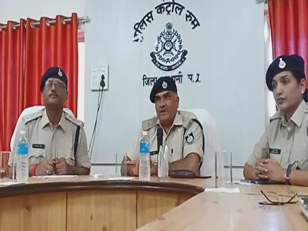 PunjabKesari, Madhya Pradesh News, Barwani News, Innocent murder, rape, disclosure, Barwani police, minor accused, arrested