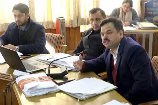 PunjabKesari, District Council Meeting Image