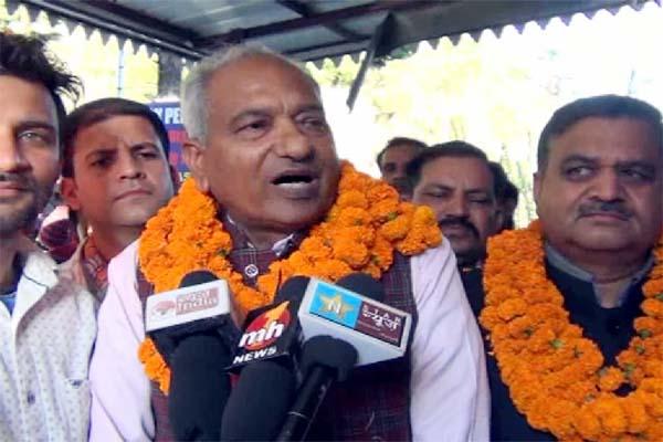 PunjabKesari, Mahendra Nath Sofat Image