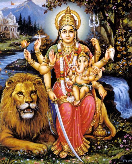 Punjab Kesari, Lion And devi Durga, Story of Devi Durga and Lion, Shardiya Navratri, Shardiya Navratri 2020, Devi Durga, Goddess Durga, Devi Durga Mantra, Mantra of Devi Durga, Worship of Devi Durga, Worship Mantra of Devi Durga, Navratri, Navratri 2020