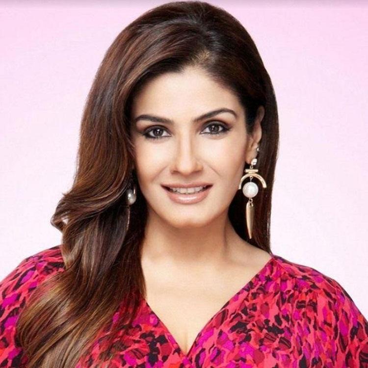 Bollywood Tadka, raveena