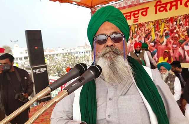 PunjabKesari, Farmers' leaders made big announcements in rally of farmers